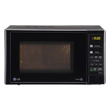 LG 20Ltr Mh2044Db Grill Microwave Oven, multicolor