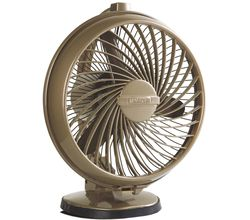 Luminous 230 mm Fan - Buddy, multicolor
