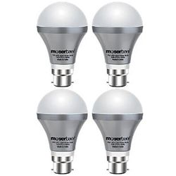Moserbaer LED Bulb Pack Of 4, cool white