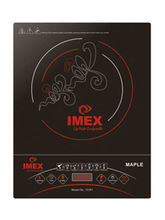 Imex Induction Cooker Maple, black red