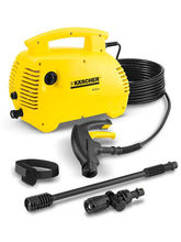 Karcher High pressure washer K 2.420 Air Con* KAP, multicolor