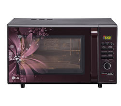 LG MC2886BRUM 28 L Convection Microwave Oven