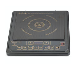 Bajaj Majesty ICX 3 Induction Cooker, multicolor