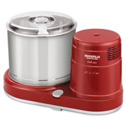 Maharaja Whiteline Chef Pro WG-100 wet grinder, multicolor
