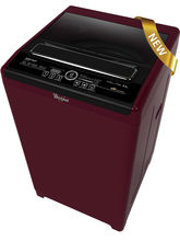Whirlpool Whitemagic Royale 6512SD 6.5 Kg Top Loading Washing machine(31029), wine chrome