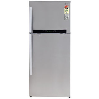 LG-GL-M522GNSL-470-Litres-Double-Door-Refrigerator-(Noble-Steel)