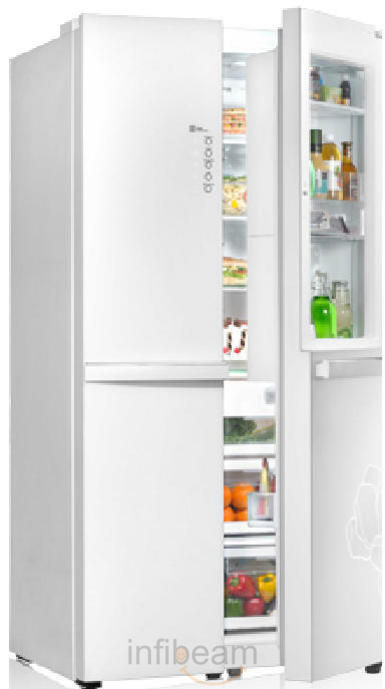 Lg Gc M237agnn Side By Side Door 679 Litres Refrigerator