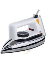 Bajaj Popular 750 Dry Iron (White)