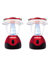 Eveready HL04 Emergency Light Pack of 2, multicolor