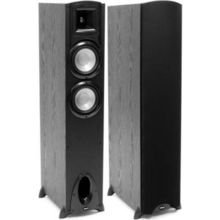 Klipsch F 20 (Pair),  black