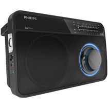 Philips RL205 FM Radio, multicolor