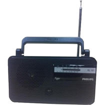 Philips RL191 FM Radio, multicolor