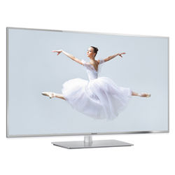 Panasonic LED FHD 3D TV TH-L55ET60D, 55,  black