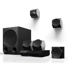 Sony 5.1 DTH Home Theater HT-IV300 (1000W),  black