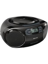Philips AZ 329 Music System, black