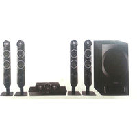 Panasonic Home Theatre SC-XH330GW -K,  black
