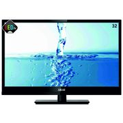 Akai LED TV 32E13,  black