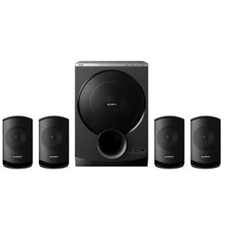 Sony SA D100 4.1 Channel Speaker, black