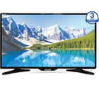 Mitashi MiDE032v10 81 cm (32 inches) HD Ready LED TV (Black) with 3 years warranty