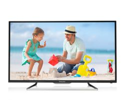 Philips 55PFL5059 Full HD LED TV, black