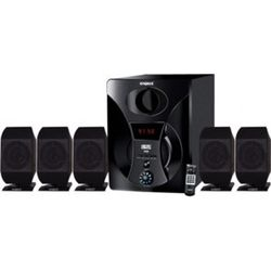 Envent 5.1 ET-SP51170 ACE Speakers,  black