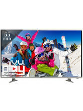 Vu 55K160GAU Full HD LED TV, black