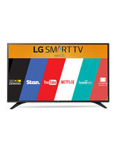 LG 55UH850T 55 Inches 4K Ultra HD Smart with WebOS 3.0 IPS LED TV, black