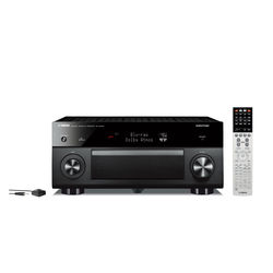 Yamaha RX-A3050 9.2-Channel MusicCast AV Receiver,  black