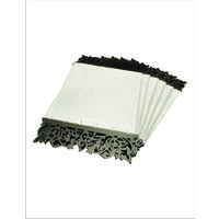 Dimensions Dining Table Mats, silver