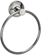 Jwell Stainless Steel Napkin Ring - Sigma Series (Silver)