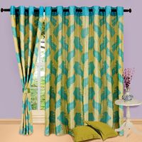 Cortina Candy 7Ft Curtain,  sky blue