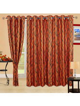 Cortina Wave 9Ft Curtain, rust