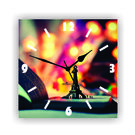 Eiffel Wall Clock