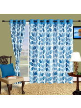 Cortina Stallion 5Ft Curtain, blue