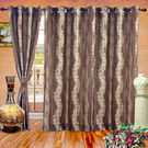Cortina Techno 7Ft Curtain,  coffee