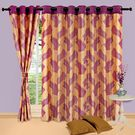 Cortina Candy 9Ft Curtain,  purple