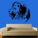 Creative Width Lion King Wall Decal, multicolor, small