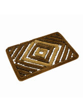 SWHF Coir Shoe and Boot Scrapper Mat, brown