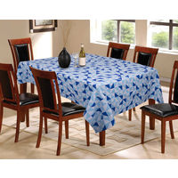 SWHF Cotton Table Cloth Rectangle,  blue