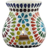 Brahmz Aroma Oil Burner Regular, multicolor