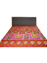 Welhouse India Super Soft AC Double Bed Blanket , design1