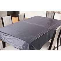Freely Transprant Pvc Table Cover For 6 Seaters