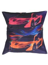 meSleep Cushion Covers Painted CARS, multicolor