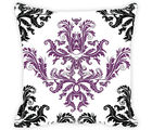 Leaf Designs and Cushion Cover, multicolor