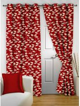 Story@ Home Eyelet Door Curtain-Set of 2, design 3
