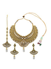 Simaya brings Traditional Style Necklace Set (TN 0058)
