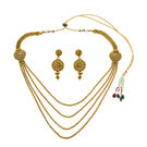 Simaya brings Traditional Style Necklace Set (TN 0010)