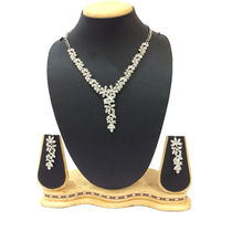 Shriya Fashion Jewellery Austrian Diamond Nacklace Set