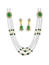 JPEARLS Freshwater Necklace Set for Women