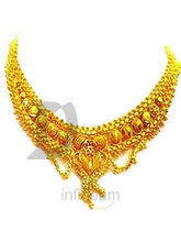 Classic Gold Plated Necklace